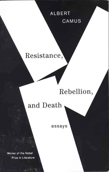 Resistance, Rebellion and Death-Alber Kamyu